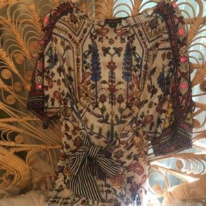 Anthropologie new without tags blouse. Size XL